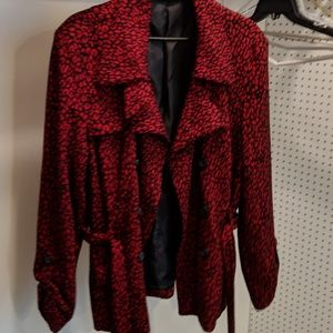 NY Collection womens jacket